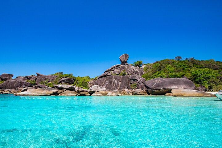 Similan Islands Snorkeling Trip From Khao Lak, Khao Lak, TAILANDIA