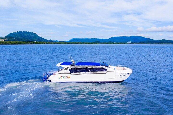 Similan Islands Snorkeling Tour By Speed Catamaran From Khao Lak, Khao Lak, TAILANDIA