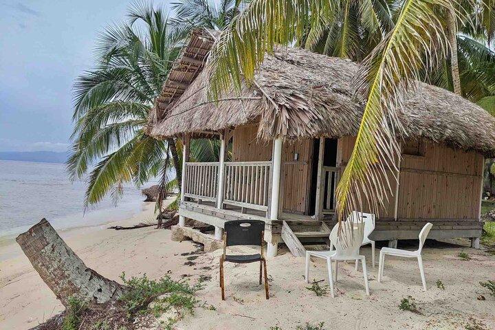 2D/1N San Blas Shipwreck Island in Prvt Cabin, Prvt Bath + Meals + Kayak + Tour, Islas San Blas, Panama