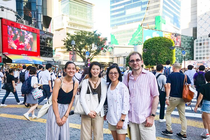 Walking Tours Tokyo with a Local Guide: Private & 100% Personalized ★★★★★, Tokyo, JAPON